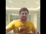 Рамзан Кадыров о спорте.