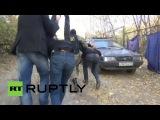 Задержание банды торговцев спайсами, Москва 14 10 2014