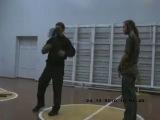Ивашко А. - Тренировка (защита от палки и сапёрной лопаты)